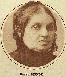 Sarah Monod portrait